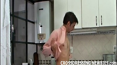 Crossdresser, Clothed, Cloth
