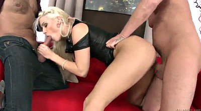 An, Big toy, Anal blonde