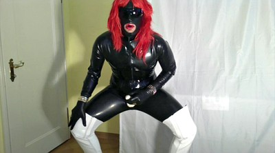 Gay, Latex, Boot