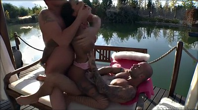 Prolapse, Anal prolapse, Outdoors, Bonnie rotten