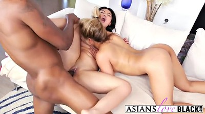 Asian black, Asian threesome, Asian milf, Asian big black cock, Ebony milf, Asian black cock