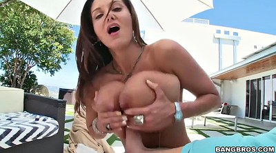 French, Ava addams, Mouth fuck, Filthy, Chubby boobs, Addams