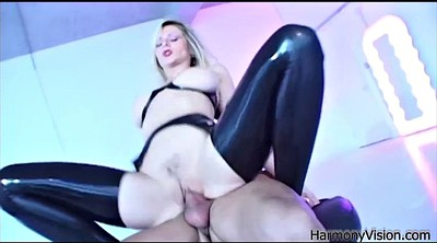 Latex anal, Harmony, Anal latex