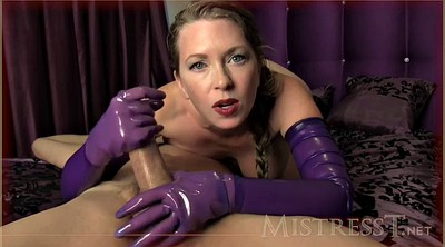 Gloves, Glove handjob