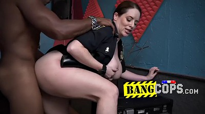 Uniform, Ebony bbw, Bbw fuck