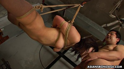 Tied, Tied up, Asian tied, Bdsm asian, Rope