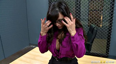 Lisa ann, Prison, Ann, Öz anne, Anne sex, Interracial gangbang