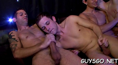 Orgy, Party gay