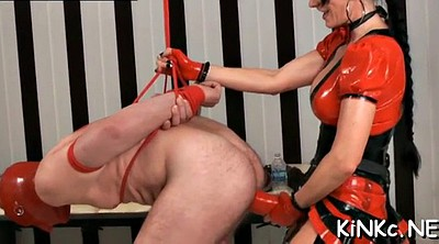 Tied, Tied up, Femdom fisting