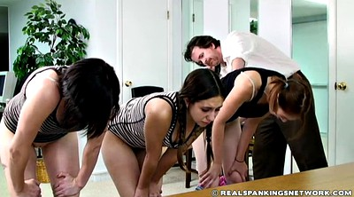 School girl, School girls, Paddled, School spank, Paddling
