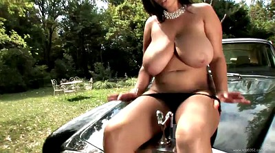 Very long hair, Car masturbation, Michelle b, Luxury, Hood