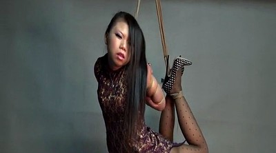Chinese beauty, Hogtied, Chinese beautiful
