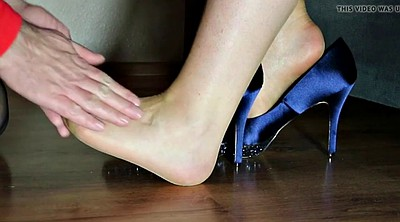 Nylon feet, Nylons, Nylon foot, Feet nylon