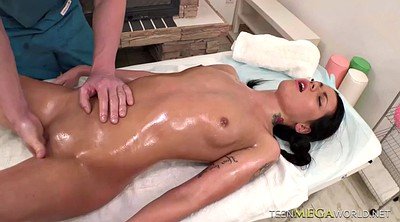 Oil massage, Therapy