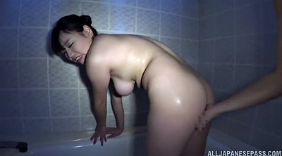 Asian babe, Chubby man