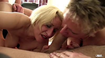 German mature, German granny, Group sex, Orgies, Mature orgy