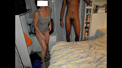 Cuckold, Interracial creampie