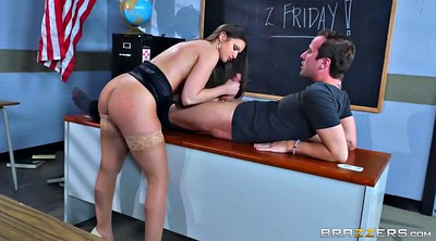 Brazzers, Teacher, Milf creampie, Brooklyn chase, Chase