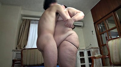 Japanese bbw, Fat, Japanese fat, Asian fat