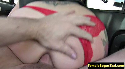 Car, Amateur anal, Reverse cowgirl
