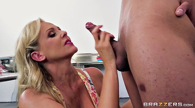 Julia ann, Milf mature, Mature kitchen, Sucking balls, Balls sucking, Suck balls