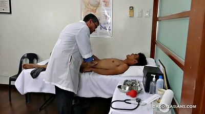 Asian young, Old anal, Doctors, Dad gay