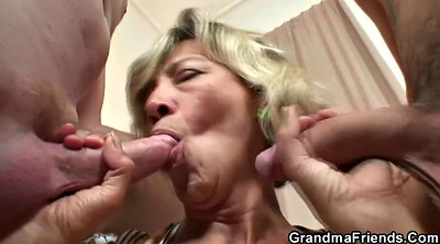 Wife threesome, Young wife, Threesome mature