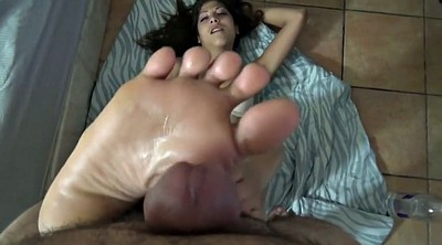Asian, Asian fetish, Girl cum, Feet cum, Cum feet, Girls feet