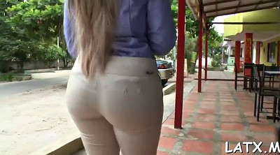Big ass, Bouncing