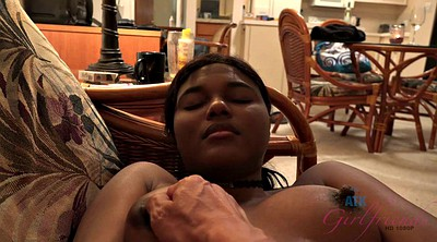Footjob, Black teens