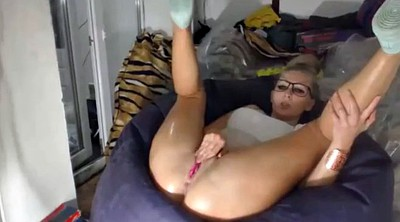 Orgasm squirt, Squirting webcam