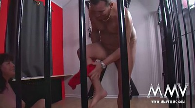 Film, Orgasms, Cage, Caged