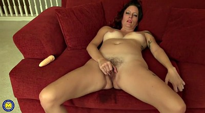 Mature squirting, Hairy pussy, Next door