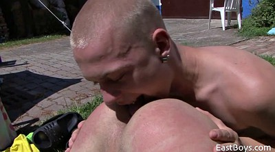 Village, Gay outdoors