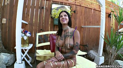 Bonnie rotten, Solo outdoor, Pose, Heels solo