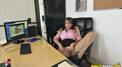 Secretary, Black ass