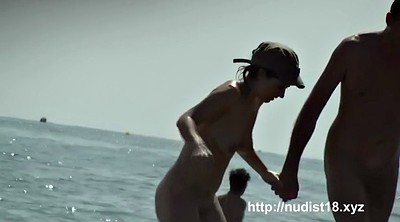 Nudist, Nudist beach, Spread
