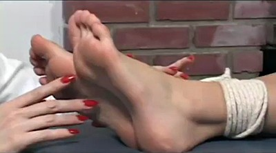 Bondage, Foot worship