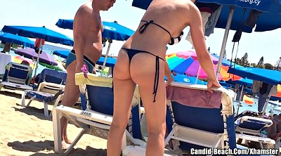 Beach, Hidden cam, Beach voyeur