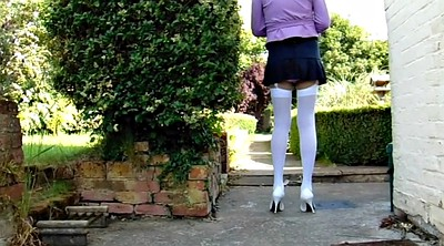 White stockings, White stocking