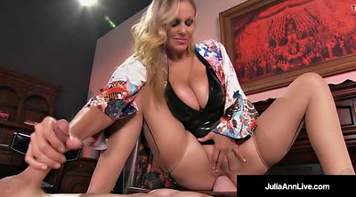 Julia ann, Abused, Mature milf boy, Abuse