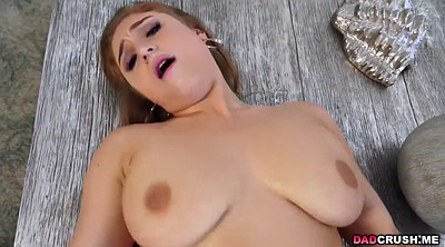 Snow, Teen blowjob, Creampie dad