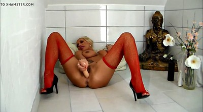 Stockings hd, Red