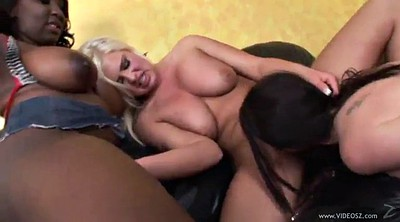 Interracial, Ebony orgasm