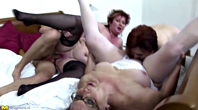 Mother son, Mature gangbang, Granny group, Young son, Young mother, Son mother