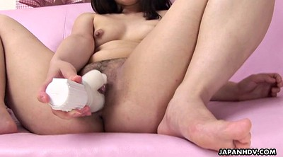 Asian, Hairy teen, Japanese cum