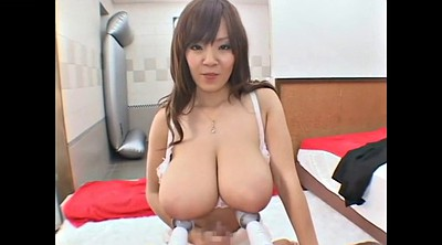 Japanese massage, Hitomi, Asian massage, Japanese big tits