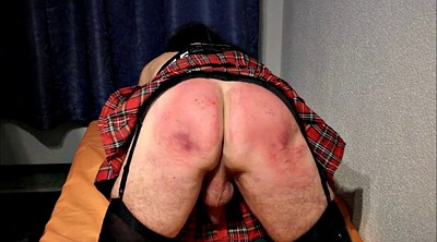 Crossdress, Crossdressing, Spanking punishment, Spank punish, Spank punishment