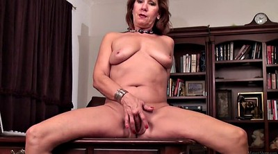 Mom, Mature masturbating, Big vagina
