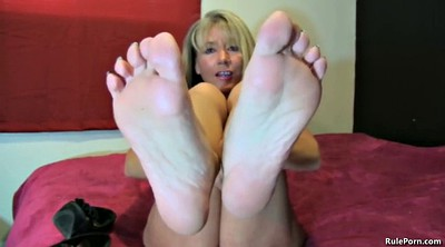 Feet show, Beautiful feet